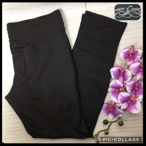 One 5 One Dark Brown Ponte Pants
